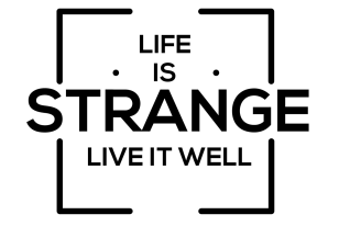 Life Is Strange - Option 1 - $1.00 per sticker